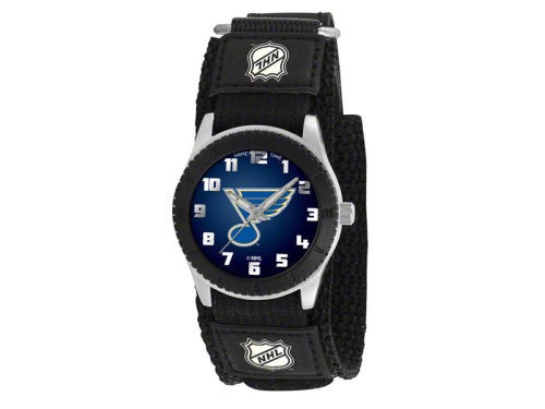 St. Louis Blues Game Time Pro Rookie Kids Watch Black
