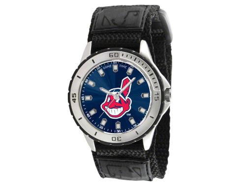 Cleveland Indians Game Time Pro Veteran Watch