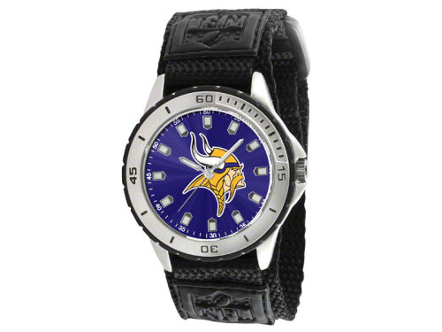 Minnesota Vikings Game Time Pro Veteran Watch