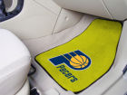 Indiana Pacers Car Mats Set/2 Auto Accessories