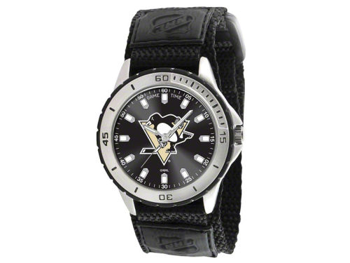 Pittsburgh Penguins Game Time Pro Veteran Watch