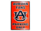 Auburn Tigers Parking Sign Auto Accessories