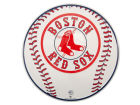 Boston Red Sox Circular Baseball Sign Gameday & Tailgate