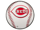 Cincinnati Reds Circular Baseball Sign Gameday & Tailgate
