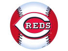 Cincinnati Reds 8in Car Magnet Auto Accessories