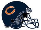 Chicago Bears 8in Car Magnet Auto Accessories