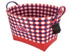 Mississippi Rebels Plastic Woven Basket Home Office & School Supplies