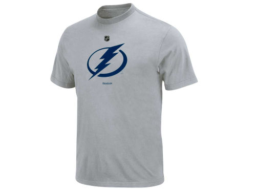 Tampa Bay Lightning Outerstuff NHL Youth Primary Logo T-Shirt