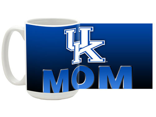 Kentucky Wildcats 15oz MOM Mug