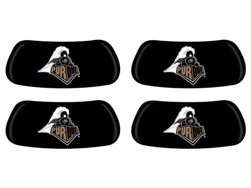 Purdue Boilermakers 2 Pair Eyeblack Sticker