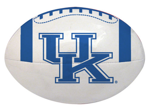Kentucky Wildcats Jarden Sports Quick Toss Softee Football
