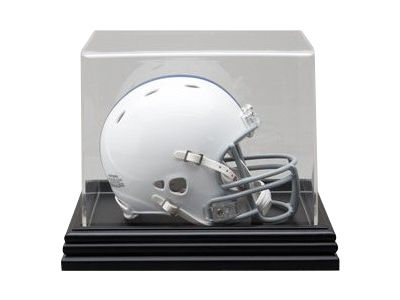 Mounted Memories Deluxe Mini Helmet Case