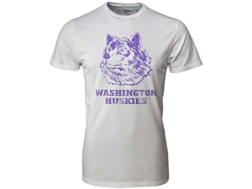 Washington Huskies NCAA Jrs V-Neck T-Shirt