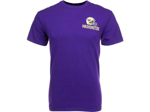 Washington Huskies NCAA Football Schedule T-Shirt 2011