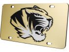 Missouri Tigers Laser Mascot Auto Tag Auto Accessories