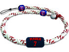 Minnesota Twins Joe Mauer Game Wear Frozen Rope Necklace Jewelry