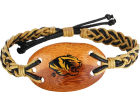 Missouri Tigers Adjustable Braided Bracelet Jewelry