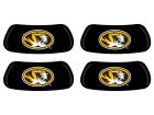 Missouri Tigers 2 Pair Eyeblack Sticker Gameday & Tailgate