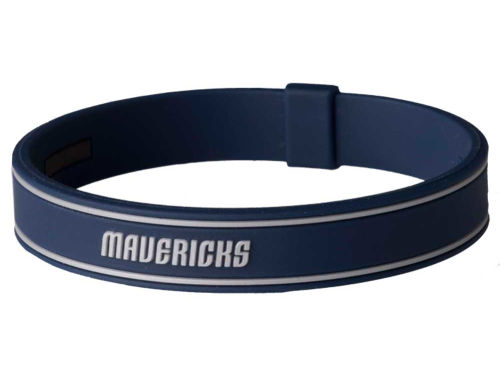 Dallas Mavericks Phiten S-Type Titanium Bracelet