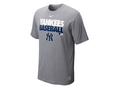 New York Yankees Nike MLB AC Dri-Fit Cotton Graphic T-Shirt