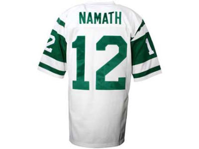 NFL Authentic Throwback Jersey - Joe Namath