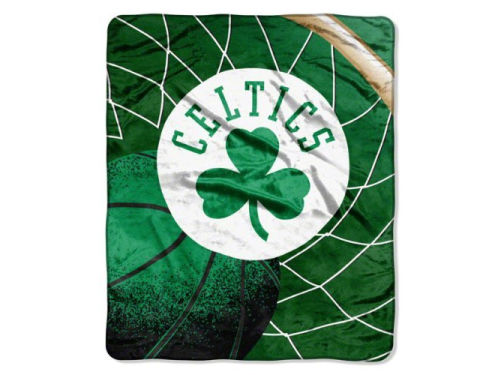 Boston Celtics 50x60in Plush Throw Blanket