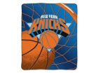 New York Knicks 50x60in Plush Throw Blanket Bed & Bath