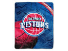 Detroit Pistons 50x60in Plush Throw Blanket Bed & Bath