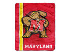 Maryland Terrapins 50x60in Plush Throw Blanket Bed & Bath