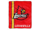 Louisville Cardinals Northwest Company 50x60in Plush Throw Blanket Bed & Bath