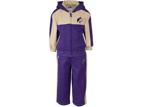 Washington Huskies Franco NCAA Infant Hooded Jog Set