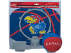 Kansas Jayhawks Jarden Sports Slam Dunk Hoop Set Outdoor & Sporting Goods