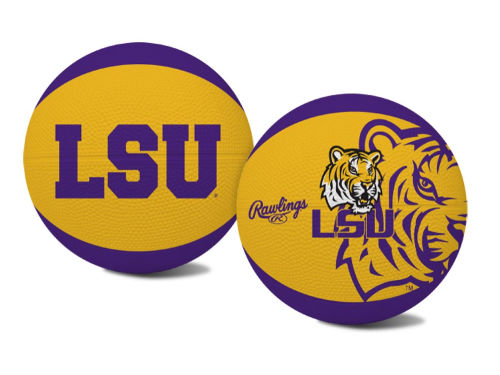 LSU Tigers Jarden Sports Alley Oop Youth Basketball