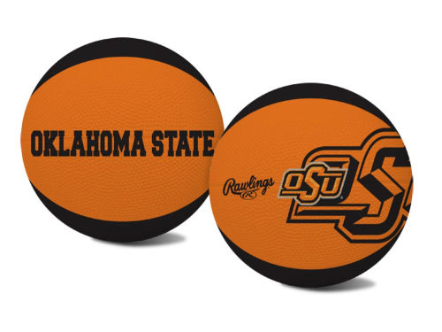Oklahoma State Cowboys Jarden Sports Alley Oop Youth Basketball