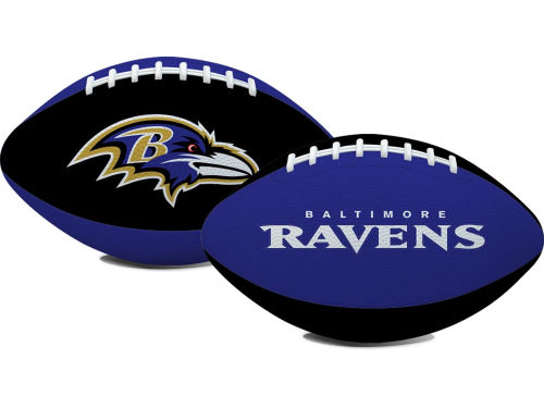 Baltimore Ravens Jarden Sports Hail Mary Youth Football