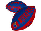 Kansas Jayhawks Youth Jarden Sports Hail Mary Youth Football Gameday & Tailgate