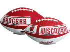 Wisconsin Badgers Youth Jarden Sports Hail Mary Youth Football Gameday & Tailgate