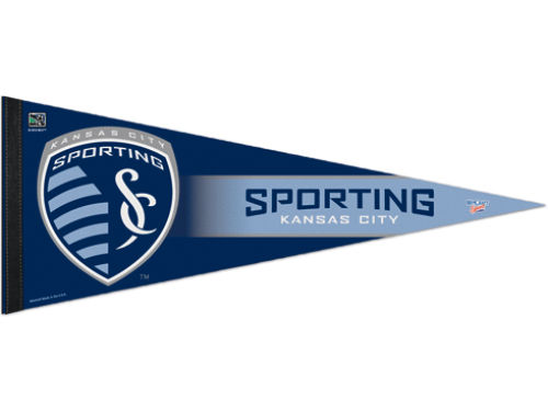 Sporting Kansas City Wincraft 12x30in Pennant