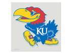 Kansas Jayhawks Wincraft Die Cut Color Decal 8in X 8in Bumper Stickers & Decals
