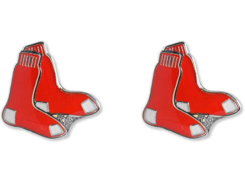 Boston Red Sox Logo Post Earrings