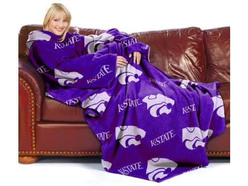 Kansas State Wildcats The Northwest Company Comfy Throw Blanket