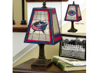 Columbus Blue Jackets 14in Table Lamp Bed & Bath