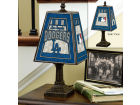 Los Angeles Dodgers Art Glass Table Lamp Bed & Bath