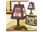 Minnesota Twins Art Glass Table Lamp Bed & Bath