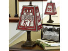 Mississippi State Bulldogs Art Glass Table Lamp Bed & Bath
