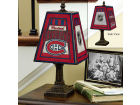 Montreal Canadiens 14in Table Lamp Bed & Bath