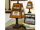 Oklahoma State Cowboys Art Glass Table Lamp Bed & Bath