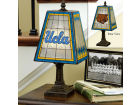 UCLA Bruins Art Glass Table Lamp Bed & Bath