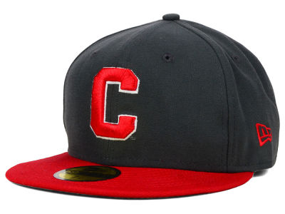 Cornell University Big Red NCAA 2 Tone Graphite and Team Color 59FIFTY Cap Hats