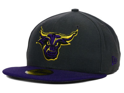 Minnesota State Mavericks NCAA 2 Tone Graphite and Team Color 59FIFTY Cap Hats